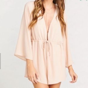 Show me your mumu romper